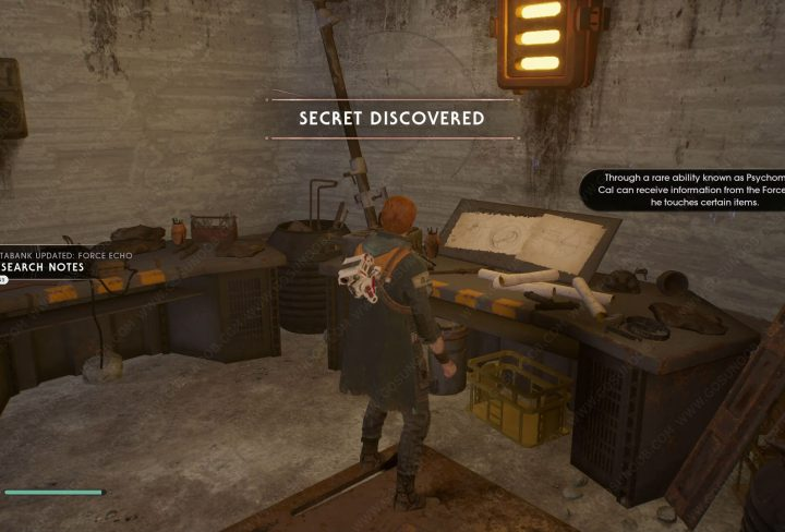 Jedi Fallen Order Chests and Secrets Locations