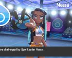 Nessa Gym Waterfall Puzzle Solution Pokemon Sword & Shield