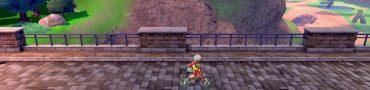 Pokemon Sword & Shield Bicycle Location Rotom Bike
