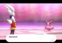 Pokemon Sword & Shield Fairy Type Gym Answers Stat Boost Questions