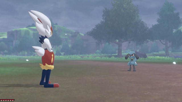 Pokemon Sword & Shield Lucario Evolution Riolu Location