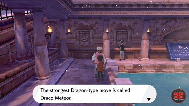Pokemon Sword & Shield Strongest Dragon-Type Move Location