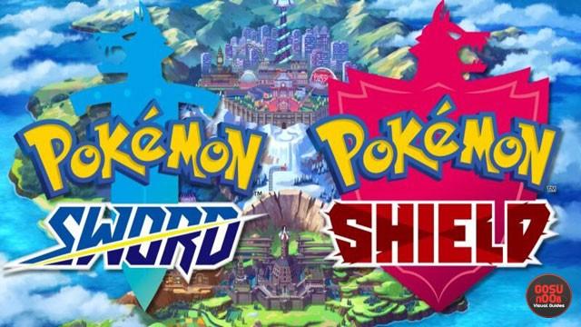 Trade Pokemon in Pokemon Sword and Shield