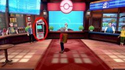 how to change primary party pokemon pokemon sword shield