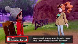 party pokemon how to change primary pokemon sword shield