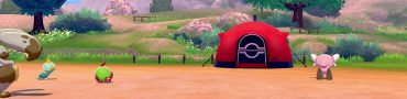 pokemon sword shield camp