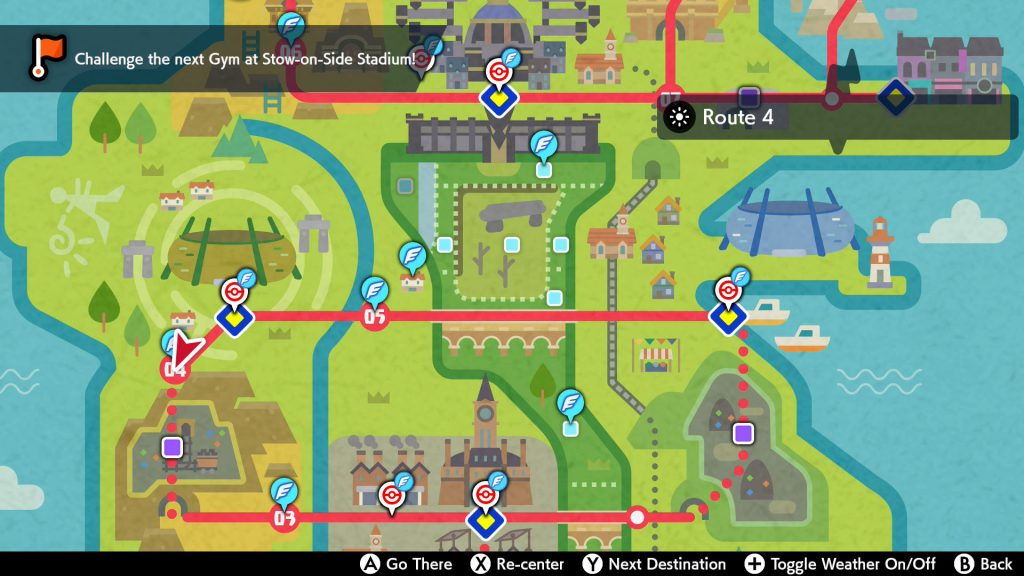 pokemon sword shield eevee location