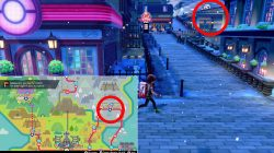 pokemon sword shield special move tutor where to find cinchester