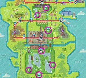 pokemon sword shield where to find watt traders