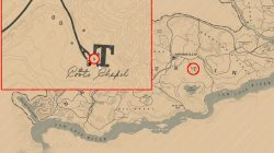 rdr2 treasure map elemental trail final location