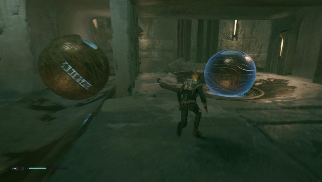 star wars jedi fallen order tomb of eilram sphere puzzle solution