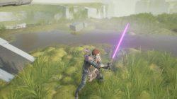 sw jedi fallen order purple kyber crystal
