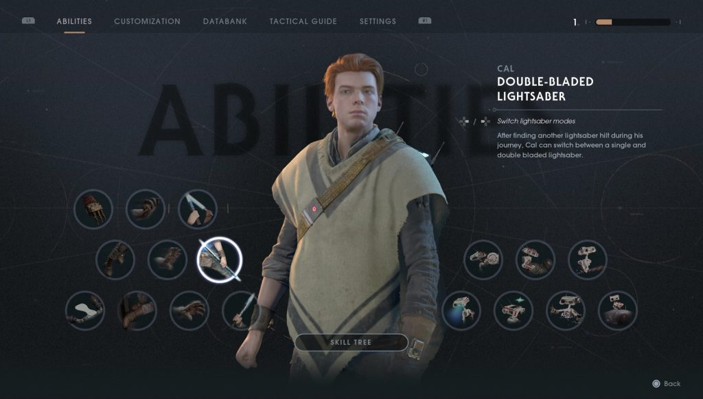 sw jedi fallen order unlock abilities powers tools
