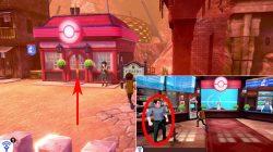 where to find pokemon fossils pokemon sword shield