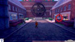where to find pokemon sword shield volume control