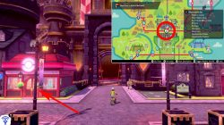 where to find razor claw pokemon sword shield location