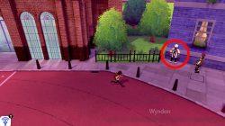 wyndon bad league staff member location pokemon sword & shield where to find