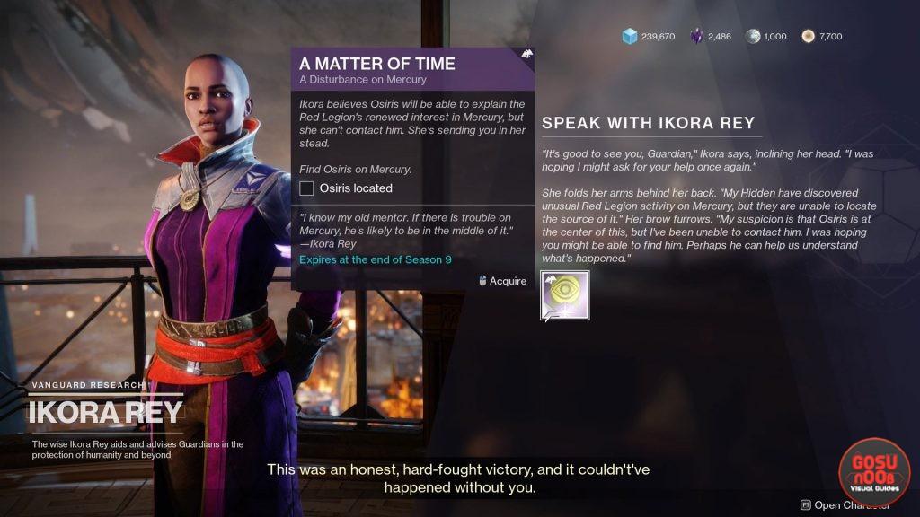 Destiny 2 A Matter of Time Walkthrough Season of Dawn