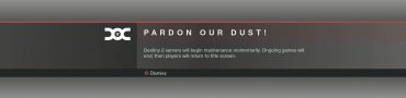 Destiny 2 Maintenance & Reset Time December 10th 2019