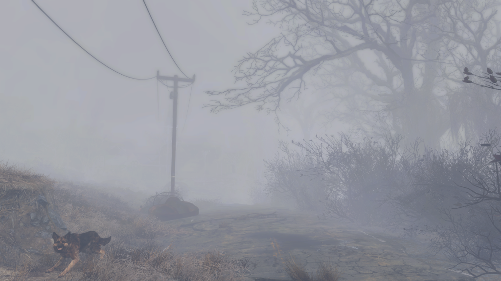 Fallout 4 Whispering Hills