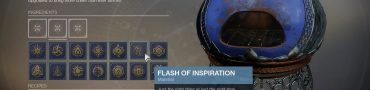 Flash of Inspiration Electric Flavor Sharp Flavor Perfect Flavor Delicious Explosions Destiny 2