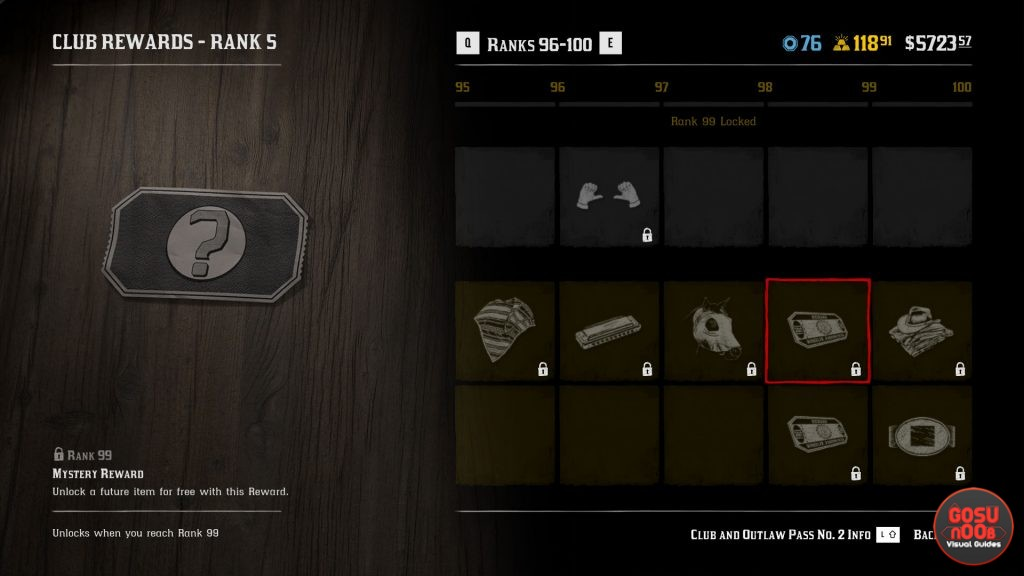 How to Redeem Mystery Voucher from Outlaw Pass in RDR2 Online