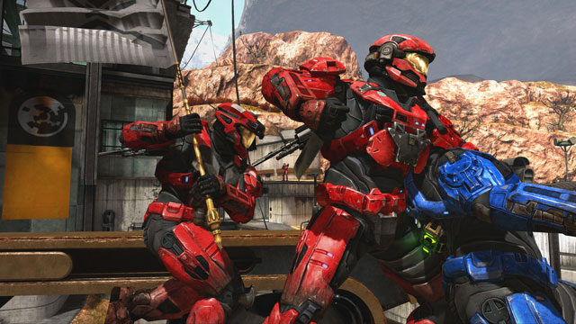 How to Unlock Armor Customization in Halo Reach