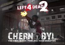 LEft 4 Dead Chernobyl