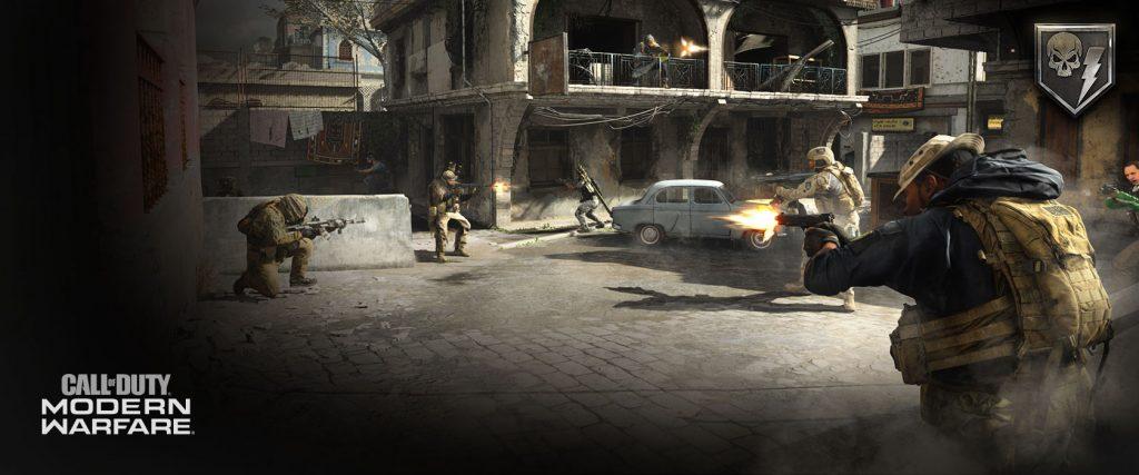 Modern Warfare Cranked Mode
