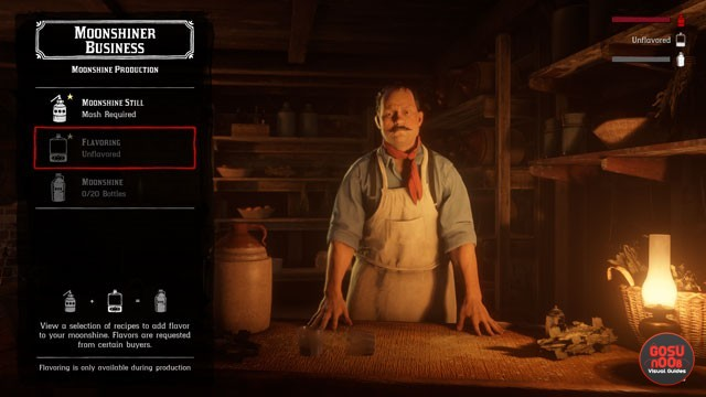 RDR2 Online Moonshine Shack Upgrades Moonshiners