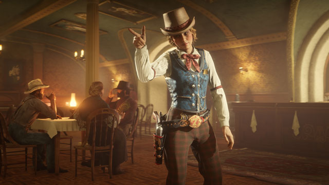 Red Dead Online Moonshiners New Frontier Pursuit Announced