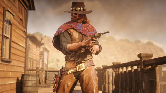 Red Dead Redemption 2 Online PC Care Package Now Available