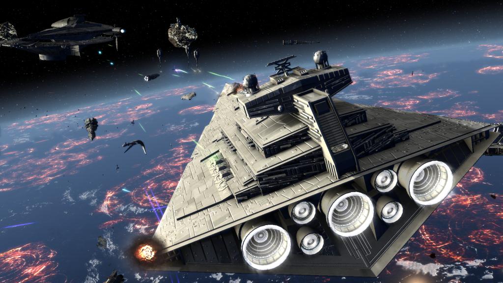 Star Wars Empire at War Remake Mod