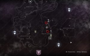 destiny 2 fallen captains farming location