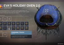 destiny 2 finishing touch ingredient