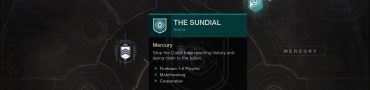destiny 2 sundial activity tips