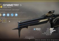 destiny 2 symmetry perks exotic scout rifle