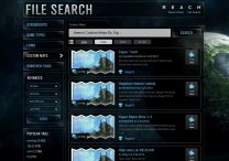halo reach how to download custom maps modes search file share