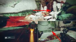 how to enter destiny 2 pools of luminance saint 14 ghost location