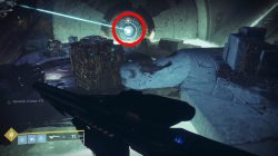 impossible task where to find gateway destiny 2 saint 14 ghost location