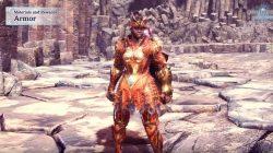 mhw safijiiva armor female