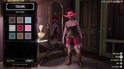 rdr2 isbell corset