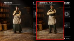 rdr2 online moonshiner rank unlock outfits