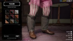 rdr2 online moonshiners cockrell half chaps