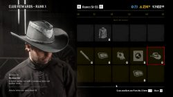 rdr2 online rexroad hat