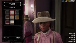 rdr2 online starrett hat