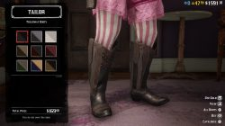 rdr2 online treadway boots