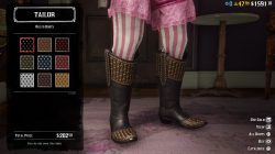 rdr2 rulfo boots