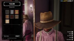 red dead redemption 2 online menasco hat