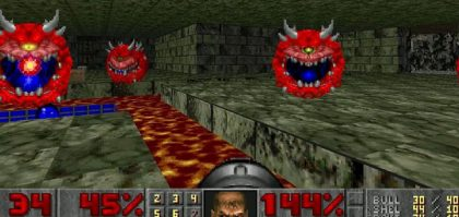 Doom Re-releases Get Update Featuring 60 FPS Support Romeros Sigil